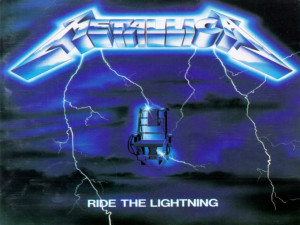 Ride The Lightning Picture