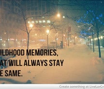 childhood, cute, love, pretty, quote, quotes, the story of my life xd