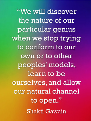 Discover & Cultivate Your Personal Genius