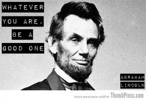 Abraham Lincoln Inspirational Quotes: Images