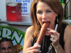Michele Bachmann pic of the day.