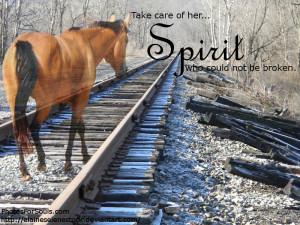 Spirit Stallion of the Cimarron by PonyHorse11