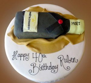 Awesome 40th Birthday Wishes › Happy Birthday Poem Th Cake Sayings ...