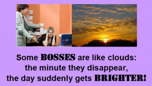 Funny Quotes About Bosses