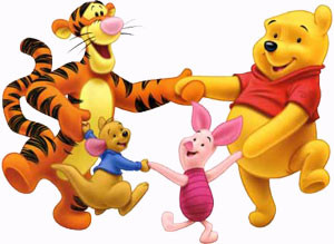 and so much more from winnie the pooh piglet tigger eeyore and all ...