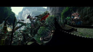 New Transformers Age of Extinction Online Spot