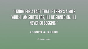 quote Aishwarya Rai Bachchan i know for a fact that if 1 164394 png