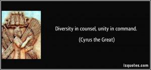 famous quotes diversity