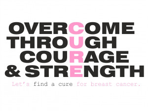 Breast Cancer Awareness Quotes And Sayings To breast cancer awareness