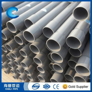 Food Grade Pvc Pipe - Buy Customized Cheap Upvc Pipes And Fittings,Pvc ...