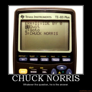 chuck norris Motivational Poster A Whole Lotta Pictures s640x640 ...