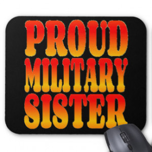 Sister Quotes Mouse Pads