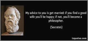 More Socrates Quotes
