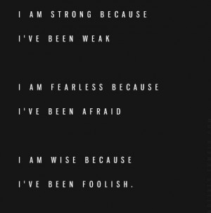 quotes #inspiration #fearless