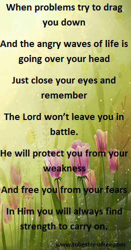 Inspirational God Quotes For Hard Times ~ Prayers For Difficult Times ...