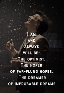 doctor who inspirational quote