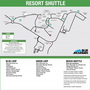 blue mountains map blue mountain cards free