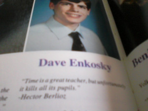 Funny High School Yearbook Quotes Yearbook quotes