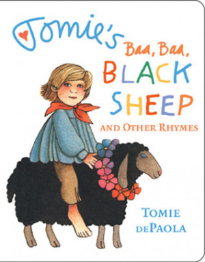 """Start by marking """"Tomie's Baa Baa Black Sheep"""" as Want to Read:"""