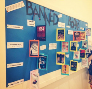 Fun Library Bulletin Boards