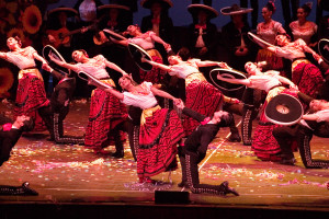 During National Hispanic Heritage Month , the vibrant dancers of ...