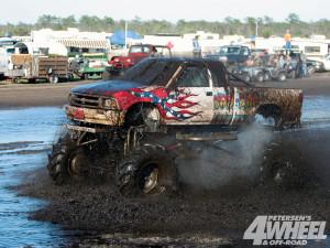 mud truck nice trucks