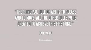 Principal Quotes