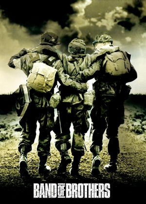 "leadership band of brothers I spent this past weekend re-watching ""band of brothers"" the hbo mini-series about the men of ""easy company"" during world war ii if you haven't seen it i."