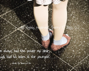 Inspirational Quotes From Wizard of Oz