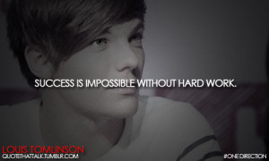 Louis Quotes♥ - one-direction Fan Art