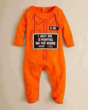 Awesome baby grow