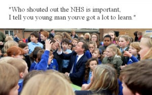 Political Banter: Funny Spoof Quotes by David Cameron and Ed Miliband