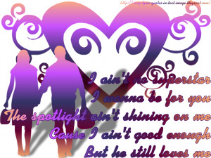 Do He Still Love Me Quotes