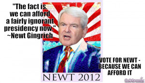 Newt Gingrich Quote 9