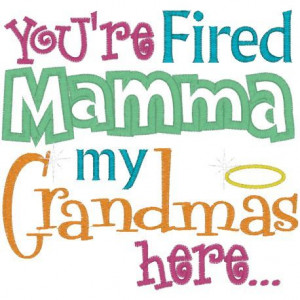 Love Being a Grandmother