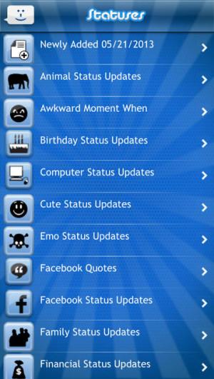 FunnyStatus - Funny Status Updates & Quotations for Facebook ...