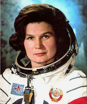 Thread: Classify Valentina Tereshkova, first woman-astronaut