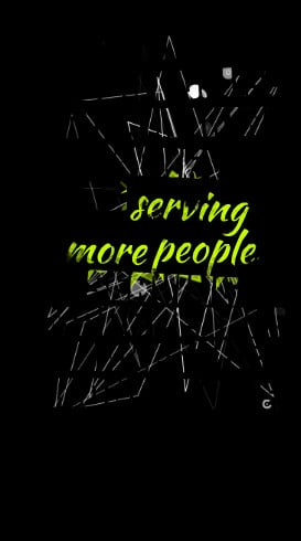 ... Making Money To Serving More People Makes The Money Come In - Money