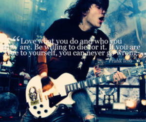 frank iero quotes - Google Search