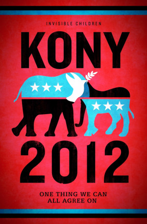 MAKE SOMETHING HAPPEN. StopKONY2012 Stand up for what is important and ...