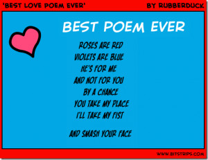 Teenage Love Poems