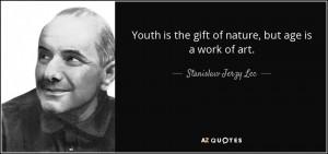 Stanislaw Jerzy Lec Quotes