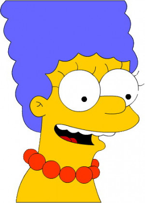 Homer-Simpson, Bart-Simpson, Marge-Simpson, Apu, Krusty the Clown and ...