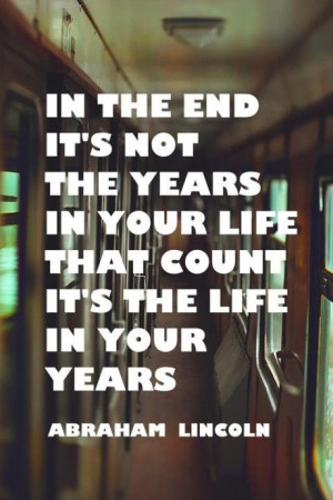 Enjoy your life at every moment! #quotes