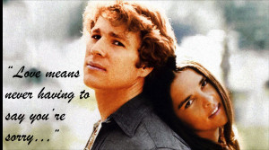 Love Story Movie Quotes