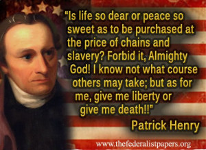 patrick+henry+give+me+liberty   patrick henry give me liberty or give ...