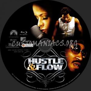 Hustle & Flow blu-ray label