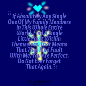 Quotes Picture: if absolutely any single one of my family members in ...
