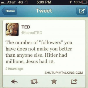 ted quotes twitter - Google Search
