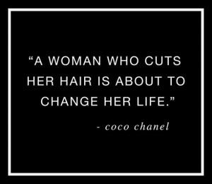 ... hair, haircut, lola, love, quote, short hair, woman, First Set on